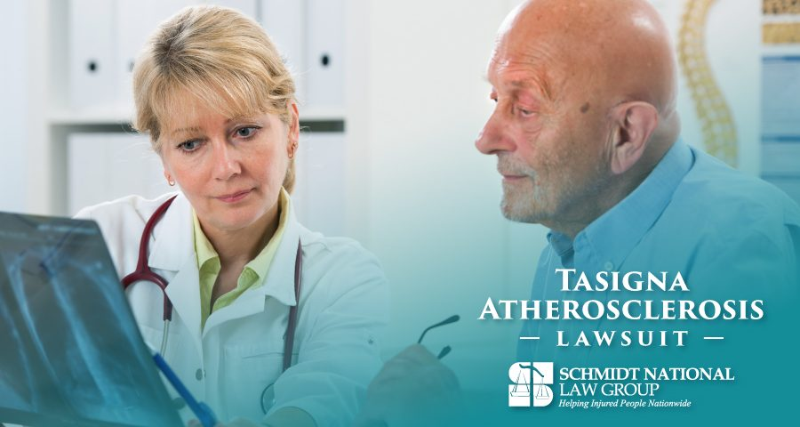 Tasigna Linked to Arterial Disease & Atherosclerosis Schmidt National Law Group