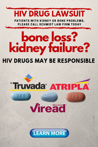 hiv drug kidney failure