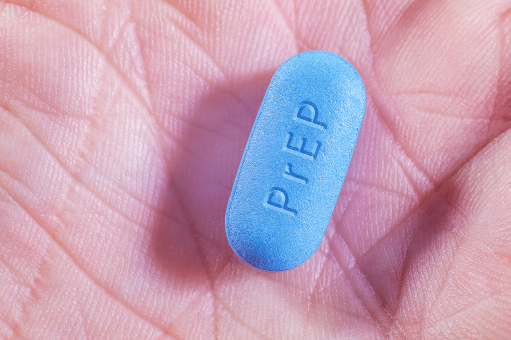 HIV prevention Truvada PrEP