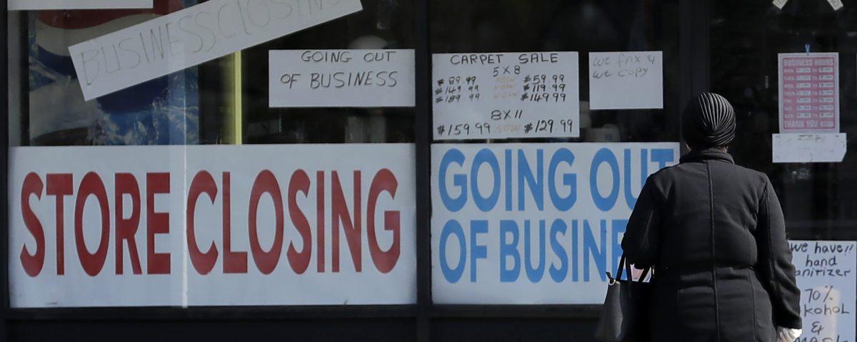 Virus Outbreak Illinois Unemployment